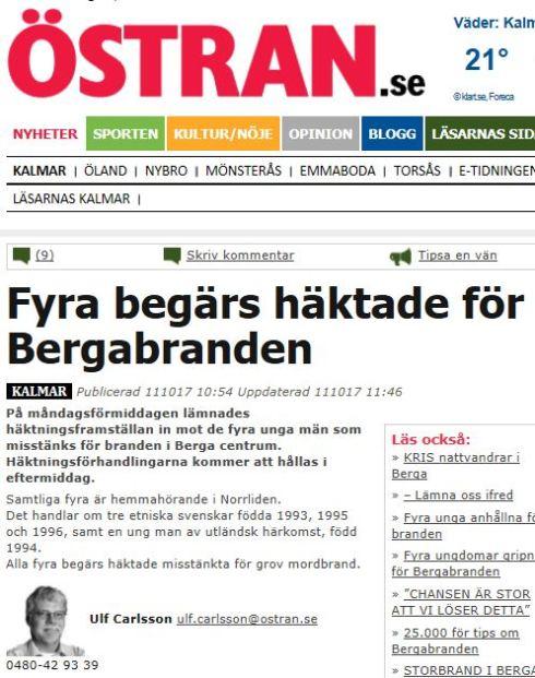 etniska svenskar