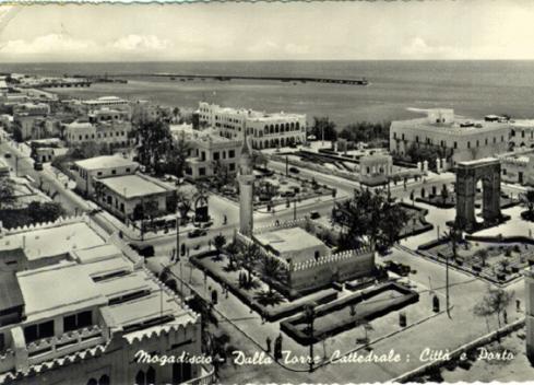 Mogadishu 1950