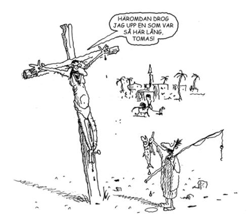 Jesus fiske