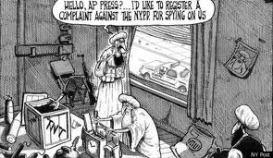 Nypd terror cartoon