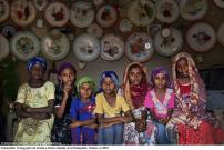 Flickor, Jemen.