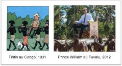Tintin o William