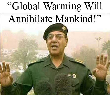 Bagdad Bob climate