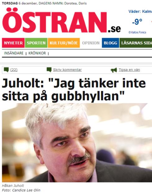 Östran Juholt