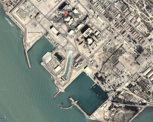 Iran kärnkraft