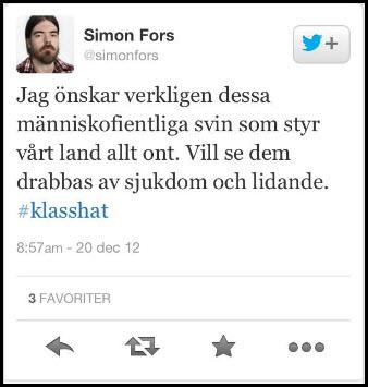 simon fors