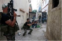 FSA syrier stadskrig