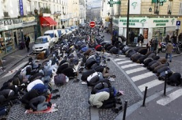 islamiseringen i Paris and france