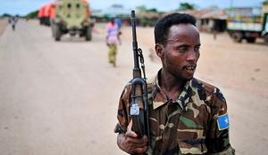 AMISOM forces gain control of Baidoa in Somalia