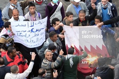 Egyptiska oppositionen