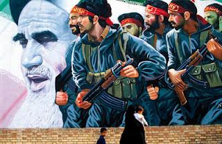 Iransk terrorcell pasdaran