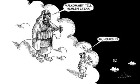 Linström i himlen
