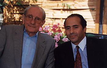 Otto Ernst Remer och Ahmed Rami Radio Islam