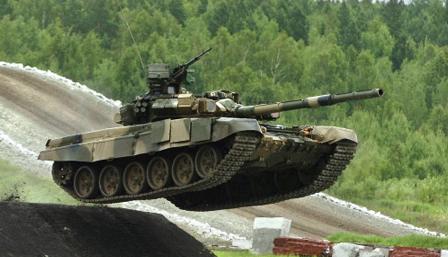 stridsvagn rysk