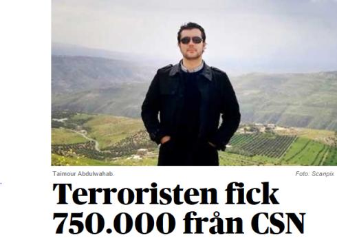 terroristen csn