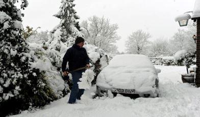 GB snödrivor