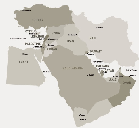 Middle-East-Map-2