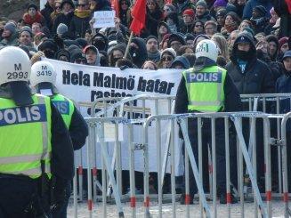 Hela Malmö.....