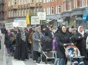 Tusen arga kränkta mussar i Malmö