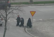 På väg till Arbetsförmedlingen i Malmö?