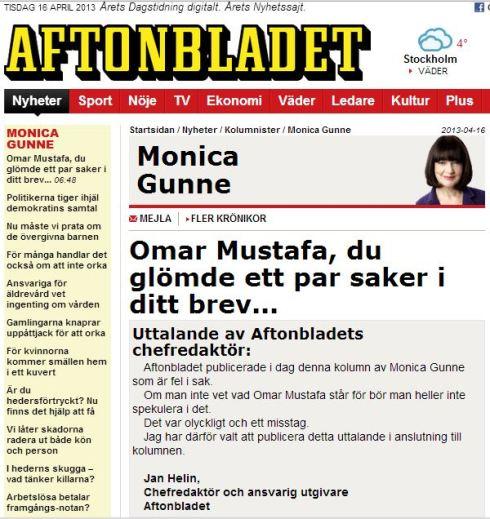 AB Monica Gunne