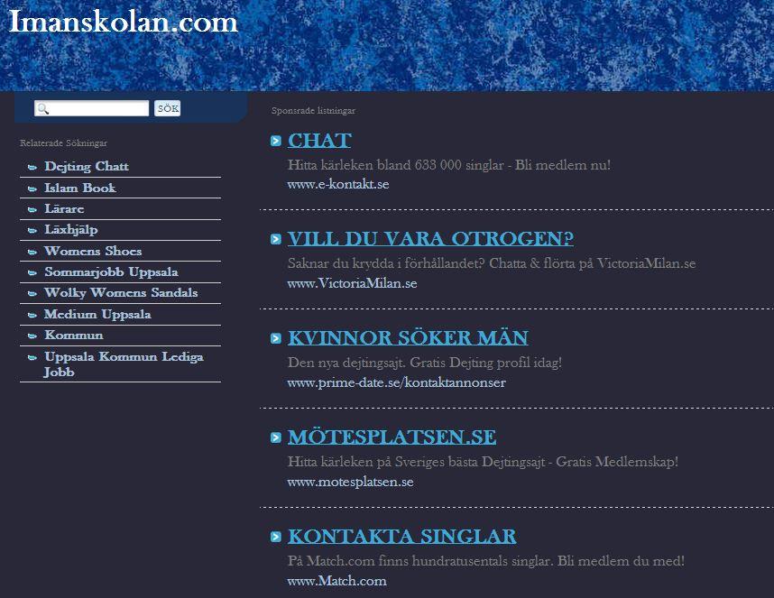 dejting för fula Hudiksvall