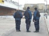 polisens tekniker i Malmö 10 april