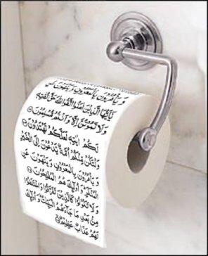 Här passar koranen...