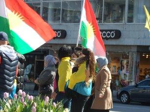 Kurder i Malmö
