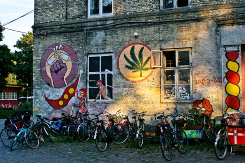 Christiania-grafitti