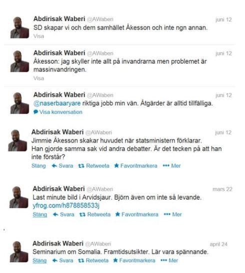 waberi twitter