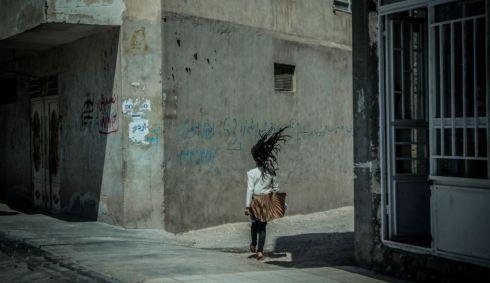 Afghansk flicka