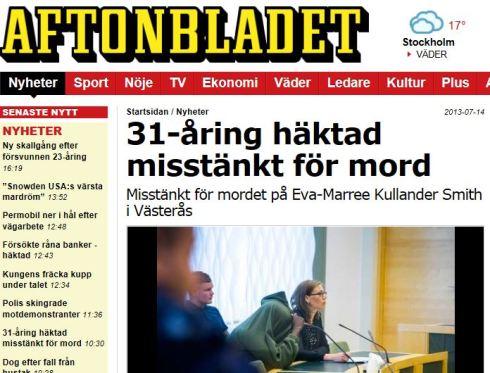 Aftonbladet neger västerås