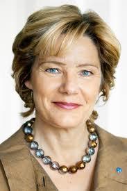 Maria Larsson (KD) Äldreminister