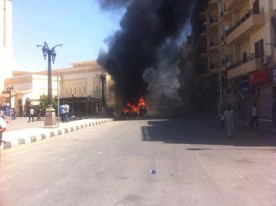 Luxor riot