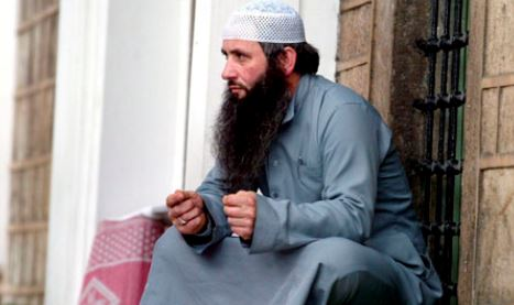 Muslim svartskägg