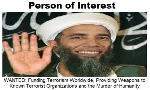 Obama som terrorist