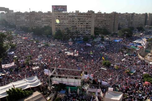 APTOPIX Mideast Egypt