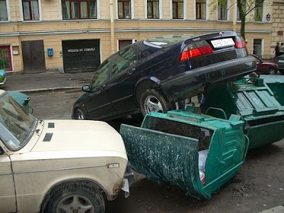 Russian Parking 07