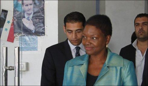 FN:s vice generalsekreterare