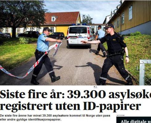 ID-handlingar Norge