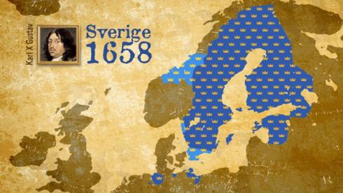 Sverige_1658