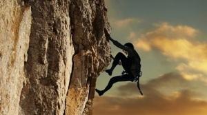 Vi klättrar allt högre och högre