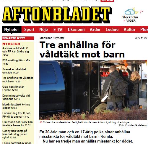 Bildresultat för våldtäkt muslimer sverige
