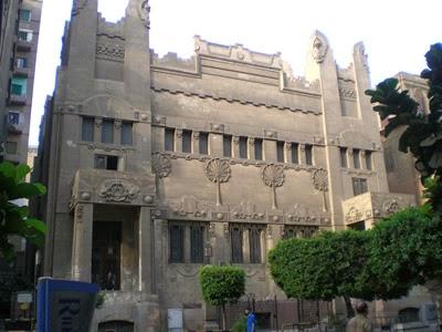 Synagoga i Kairo