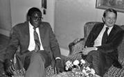Mugabe är Afrikas framtid sade Olof Palme...