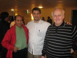Ahmed Rami, Omar, LarsAdelskog