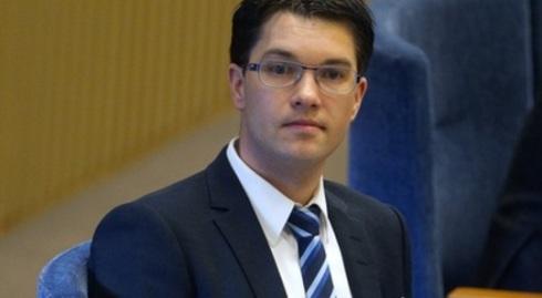 Jimmie Åkesson SD