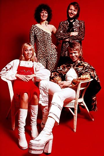 Abba ca 1975