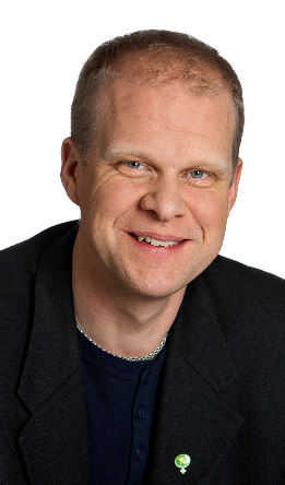 Tomas Martinsson vill förbjuda oliktänkande.